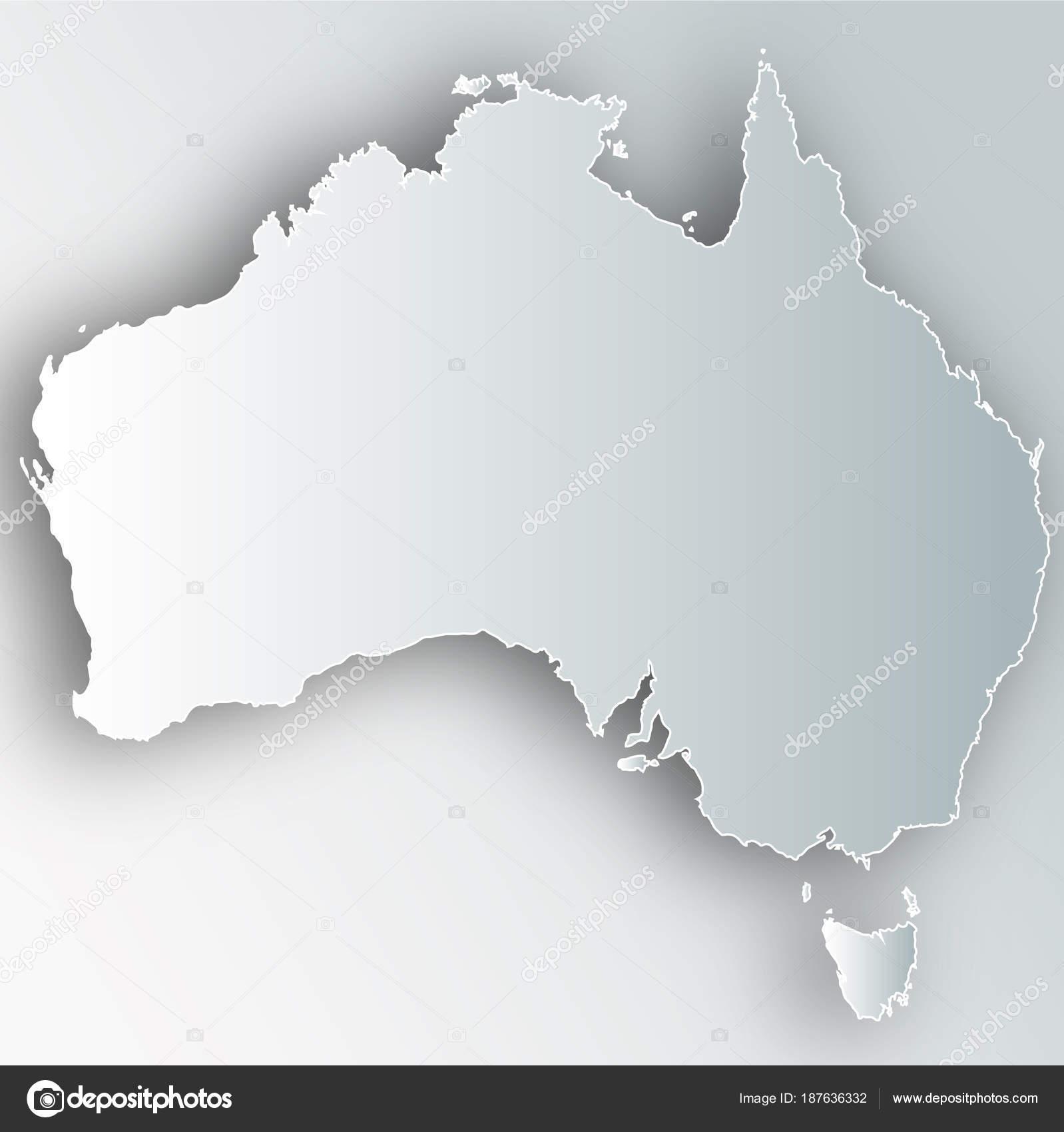 Australia map frame icon stock vector jboy24 187636332 australia map frame icon stock vector gumiabroncs Images
