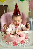 narozeniny malé děti