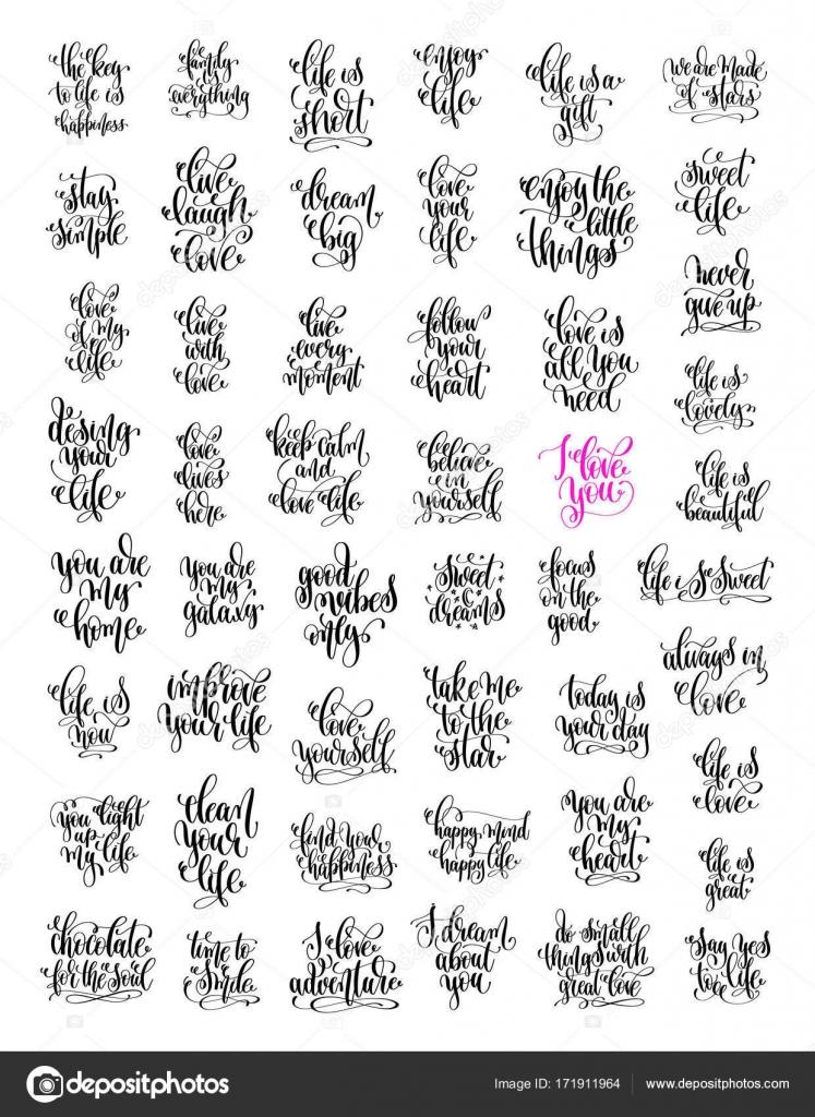 Letras Frases Motivadoras 50 De La Mano La Vida Y El Amor Letras