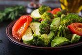 Guláš z pečené zeleniny