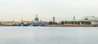 Vasilyevsky Ostrov view