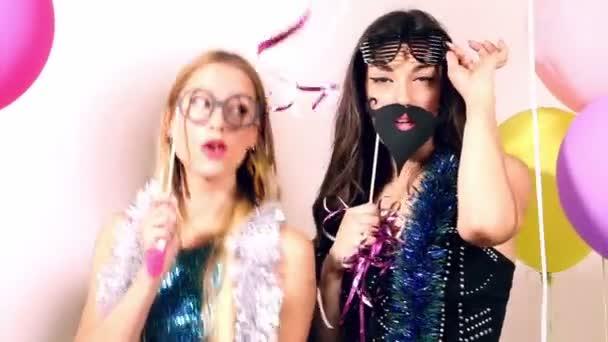 a kellékek, party Girls