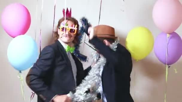 tánc party photo booth meg