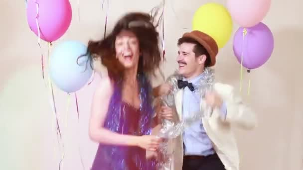 miután nagy idő táncoló pár