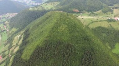 pyramids in Visoko, Bosnia