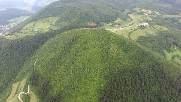 ヴィソコのボスニアのピラミッド...