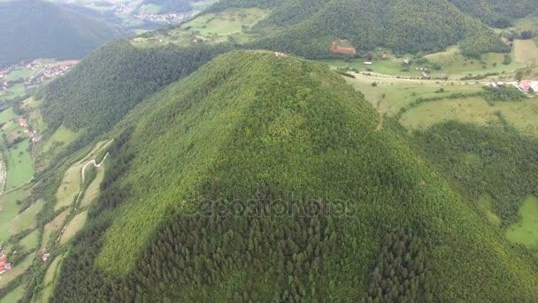pyramids in Visoko, Bosnia