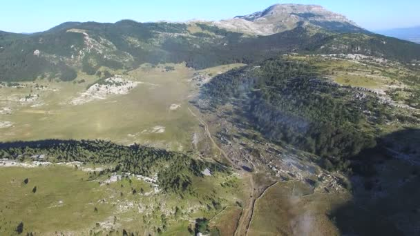 green landscape of Dinara mountain
