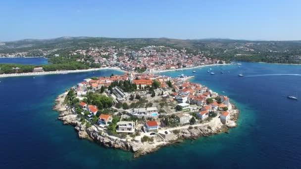 poloostrově Primošten, Chorvatsko