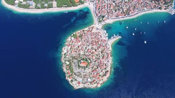 staré město Primošten, Chorvatsko