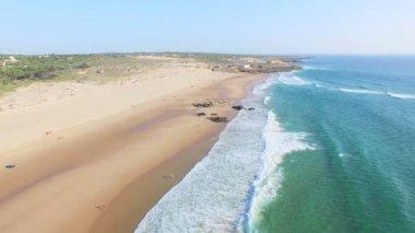 Praia da Guincho beach, Portugal