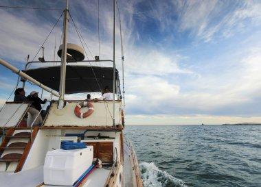 A Cruise Aboard Hattie Annie in San Carlos Bay, Guaymas, Sonora,