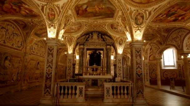 Crypt in Salerno