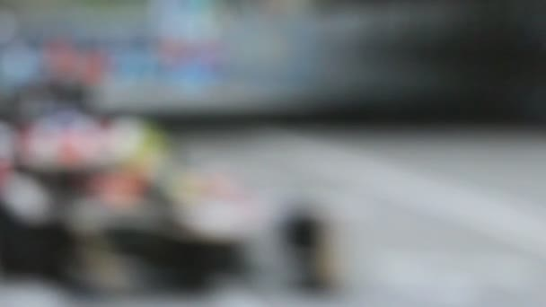 rychlost konceptu, závodní automobily Rozmáznout