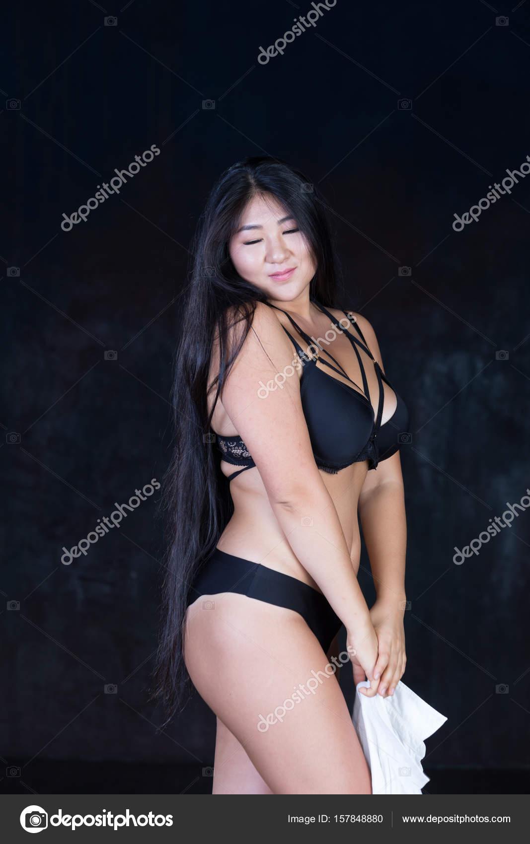 Curvy asian chicks