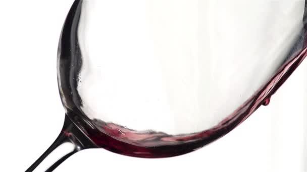 Wine in Super Slow Motion
