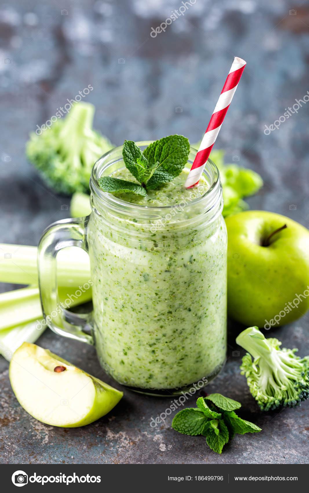 Dieta del apio y manzana verde