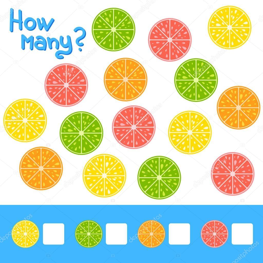 Matematiksel Yetenekleri Geliştirilmesi Için Okul öncesi çocuklar
