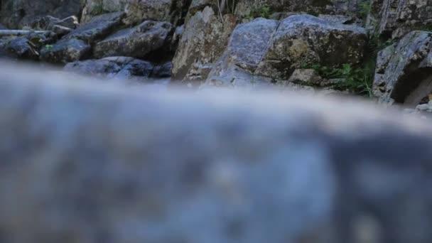 voda teče dolů