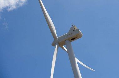 Wind energy farm turbine
