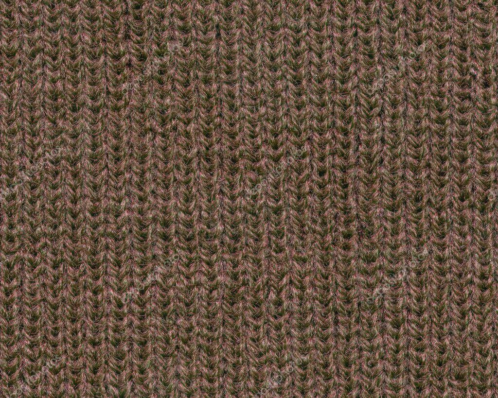 Close Up Photography Of Gray Knit Textile: Marrom De Tricô Tecido Textura Closeup