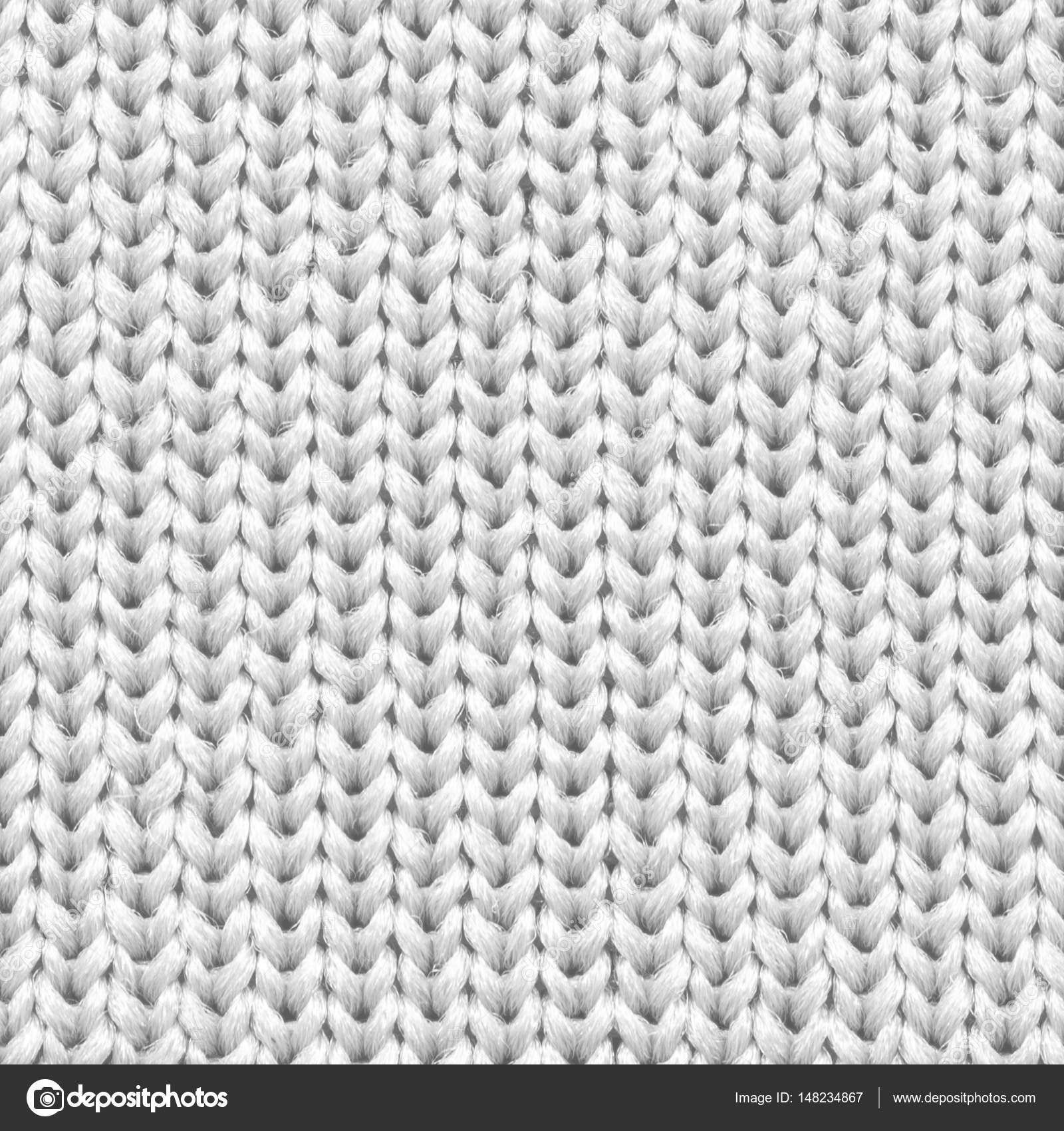 alta detallada blanco tejido textura de la tela como fondo — Foto de ...