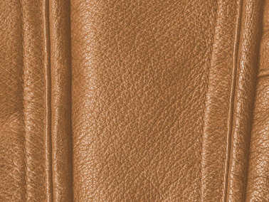 ligh brown leather background,seams