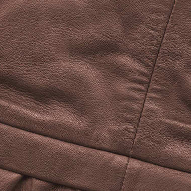 brown crumpled leather background. Useful for design-works