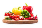 Fotografie zelenině