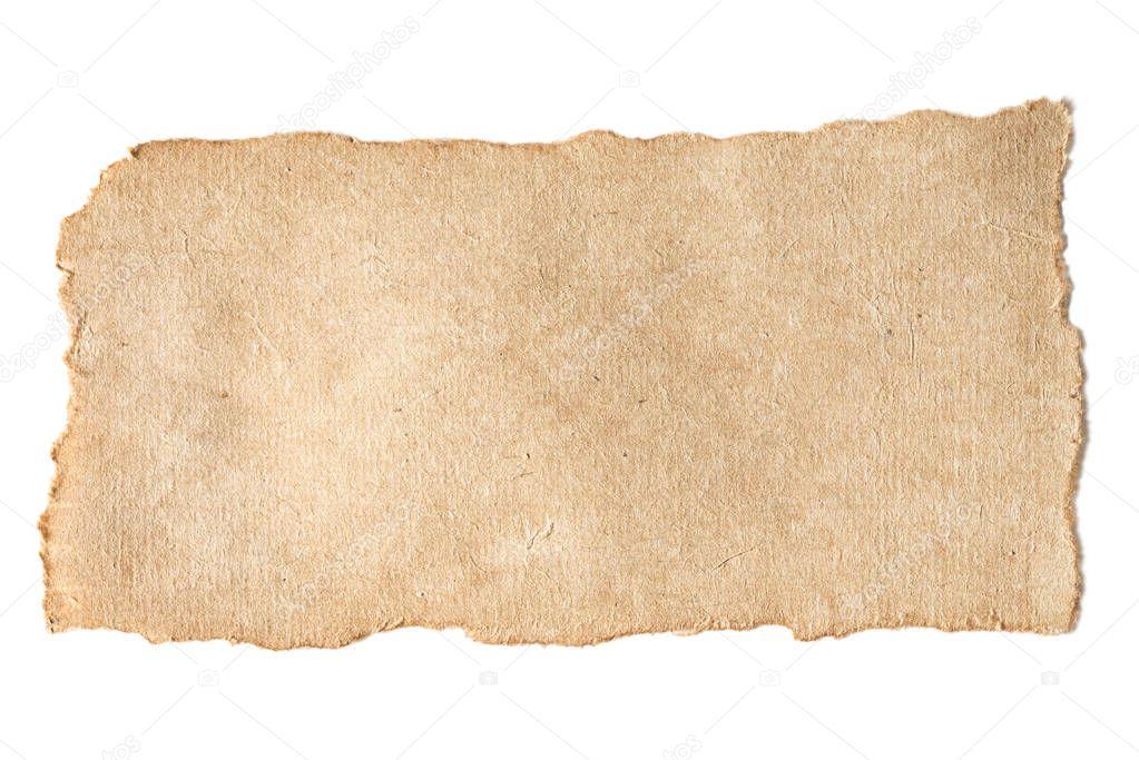 blank craft paper texture