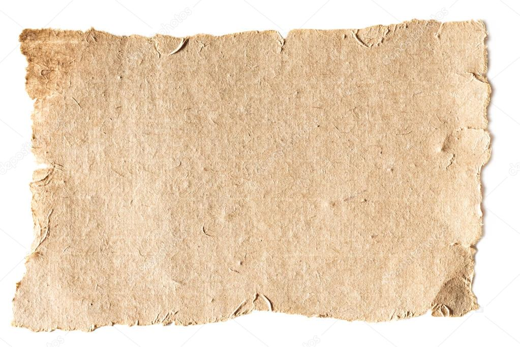 blank aged paper texture