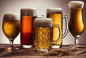 a pohár sör választék