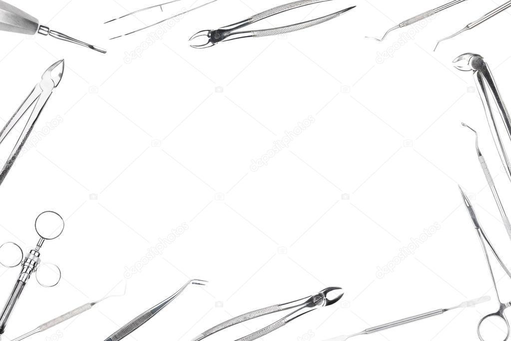 Dentist medical tools