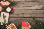 telaio di regali di Natale