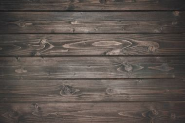 dark wooden planks