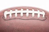 Fotografia Rugby ball impunture