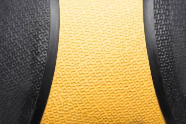 Texture  of sports ball
