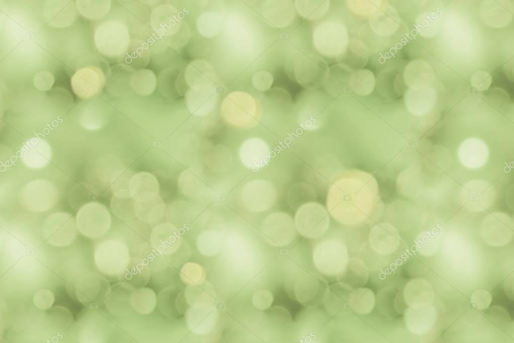 green blurred texture