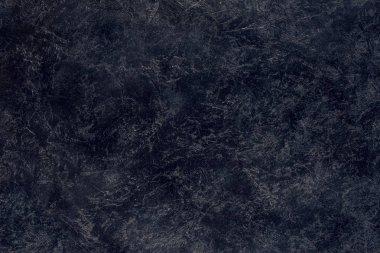 Flat lay texture of black stone stock vector