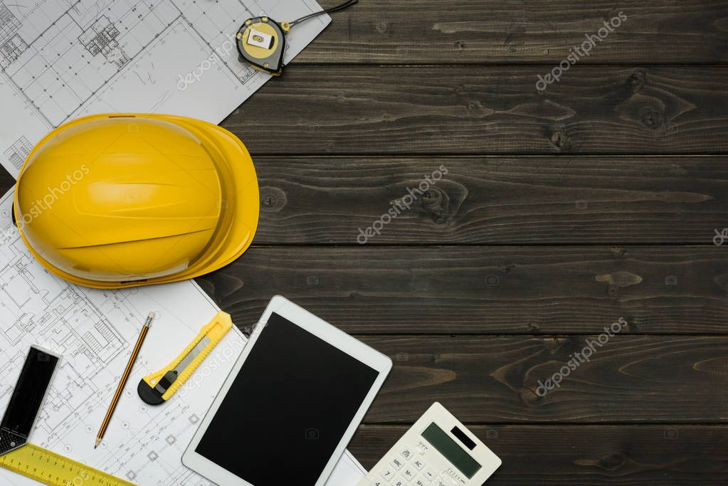 tablet and architectural supplies