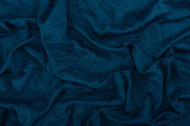dark blue linen texture