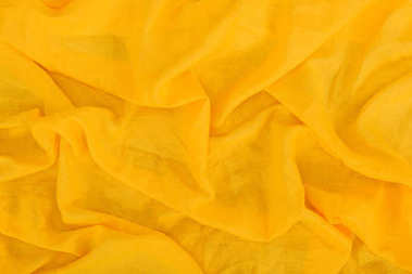 yellow linen texture