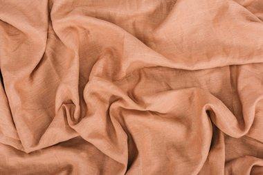light brown linen texture
