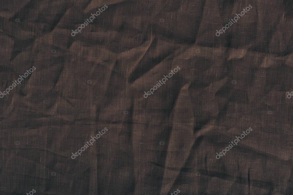 brown linen fabric texture