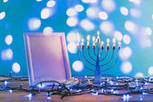 Photo hanukkah holiday