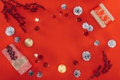 Fotografie Christmas decorations
