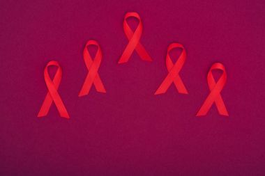 aids ribbons
