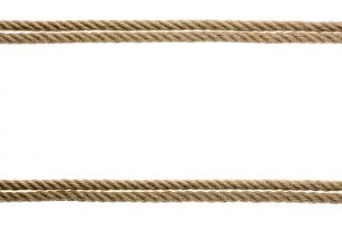 straight rope