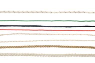 various ropes