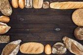 Výběr domácí chleba